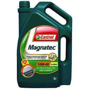 CASTROL MAGNATEC SYNTHETIC OIL