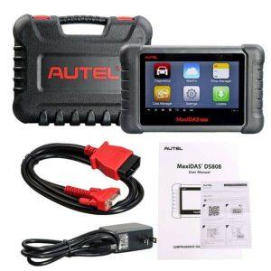 Autel Maxidas DS808   Diagnostic Scanner