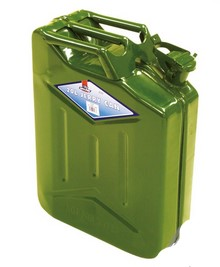 20LT METAL JERRY CAN