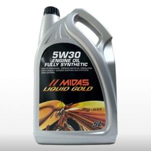 MIDAS FULLY  SYNTHETIC OIL