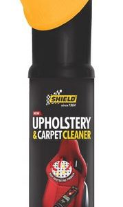 SHIELD UPHOLSTERY & CARPET CLEANER