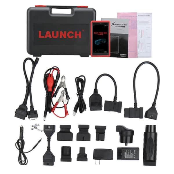 Launch X431 Pro S Mini   Diagnostic Scanner